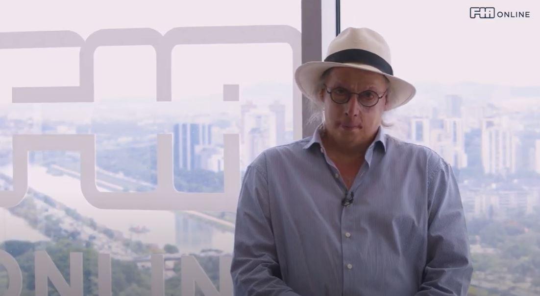 José Luiz Tejon está na Forbes 50+